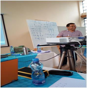 Mechatronics Training for Trainers